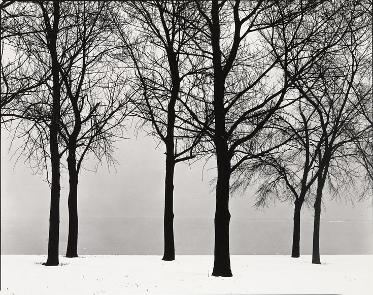 Harry Callahan. Chicago. c. 1950