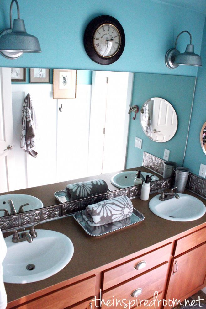 Best 25 Simple Bathroom Makeover Ideas On Pinterest Small Half Bathrooms