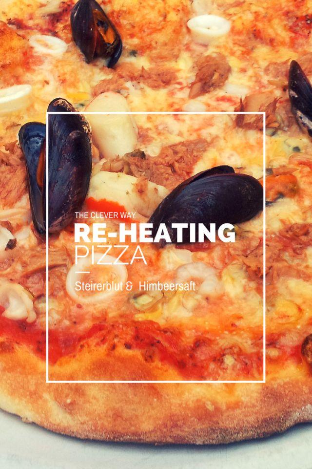 #ReheatingPizza #Pizza #Leftovers #SteirerblutundHimbeersaft #Food #Aufwärmen #Lifehack