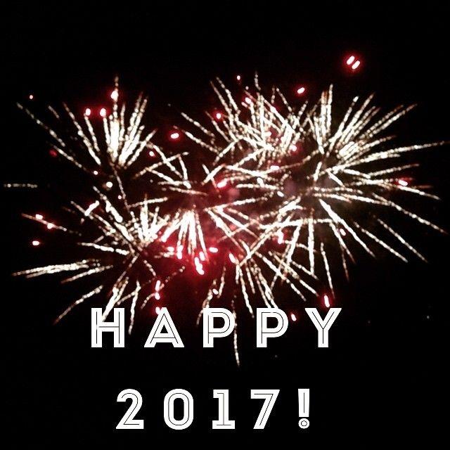 Onnellista Uutta Vuotta! Happy New Year! #happynewyear2017 #uusivuosi2017