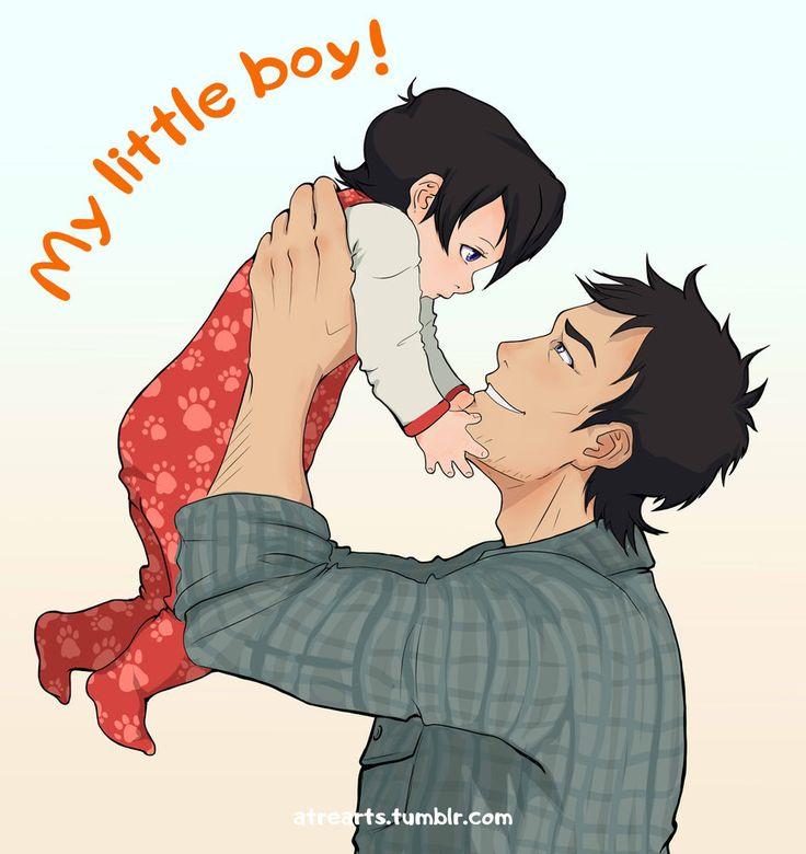 Voltron: My little boy! by AtreJane.deviantart.com on @DeviantArt
