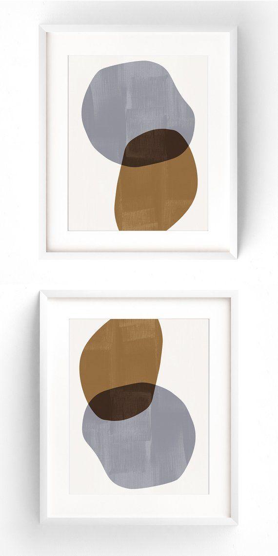 e8129008a6de6 Mid Century Modern Art Set