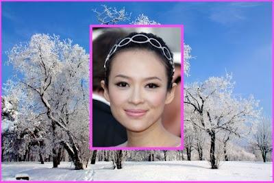 "Чжан Цзыи  Фон - фото ""Winter story"" Stefan Andronache на photoforum.ru"