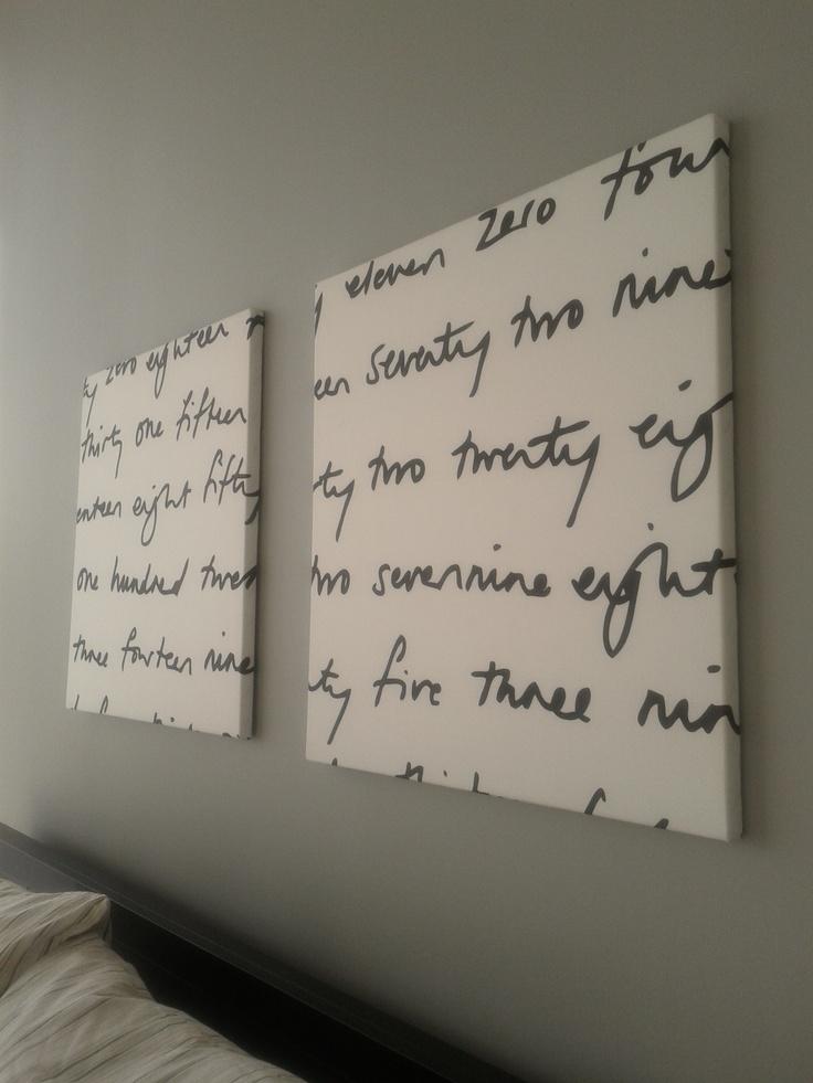 Canvas Wall Art Ideas best 25+ homemade canvas art ideas on pinterest | homemade wall
