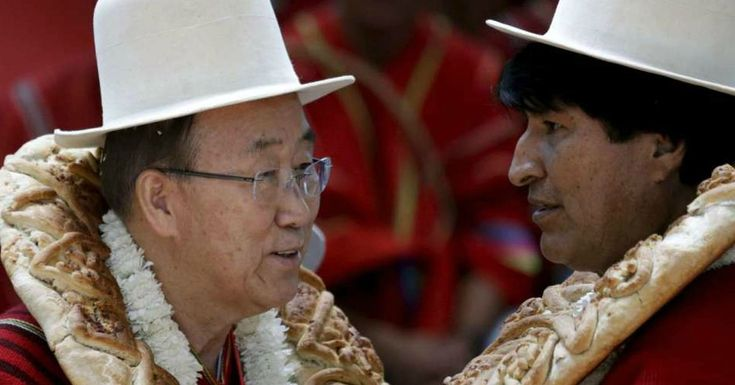 Published on Monday, October 12, 2015 by Common Dreams The establishment of an independent climate tribunal to hold wealthy nations accountable emerged as a central goal of conference in Bolivia by... http://winstonclose.me/2015/10/13/capitalism-is-mother-earths-cancer-world-peoples-summit-issues-12-demands-written-by-common-dreams/