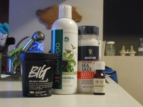 LUSH Big shampoo knockoff recipe