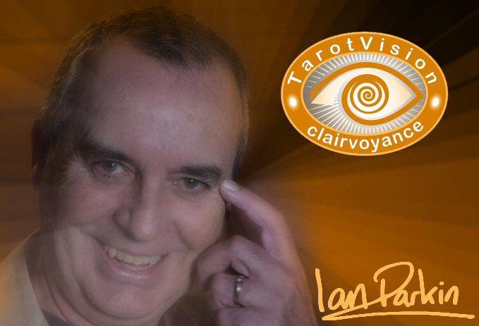 TarotVision™ psychic readings with Ian Parkin