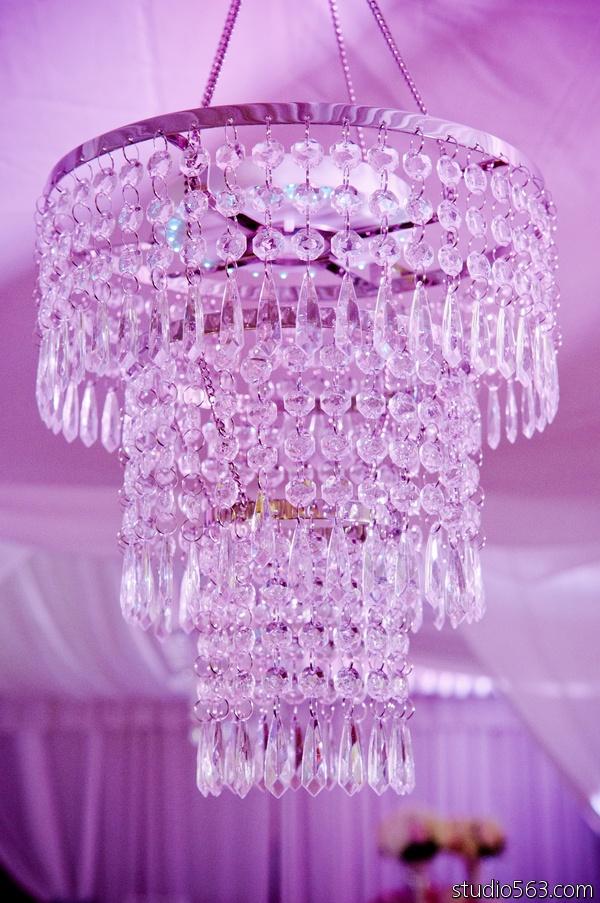 #chandelier #weddings #ILD #uplighting