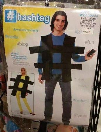 si, comme moi, tu veux être un vrai gic et briller sur twitter, adopte le costume hashtag, signe discret de reconnaissance entre initiés (hashtag : clin d'oeil, tu m'as compris) lol smiley qui rit )