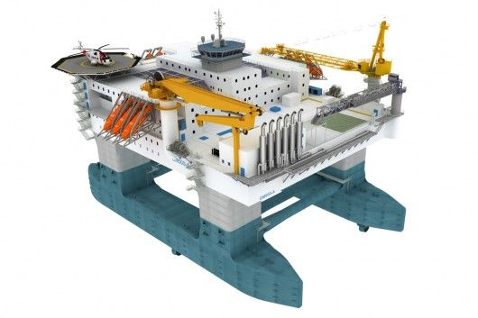 Cosco bags flotel order | Offshore Energy Today