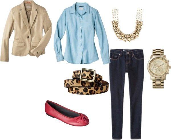 Casual (Chic) Friday | Fall Style (via Bloglovin.com )