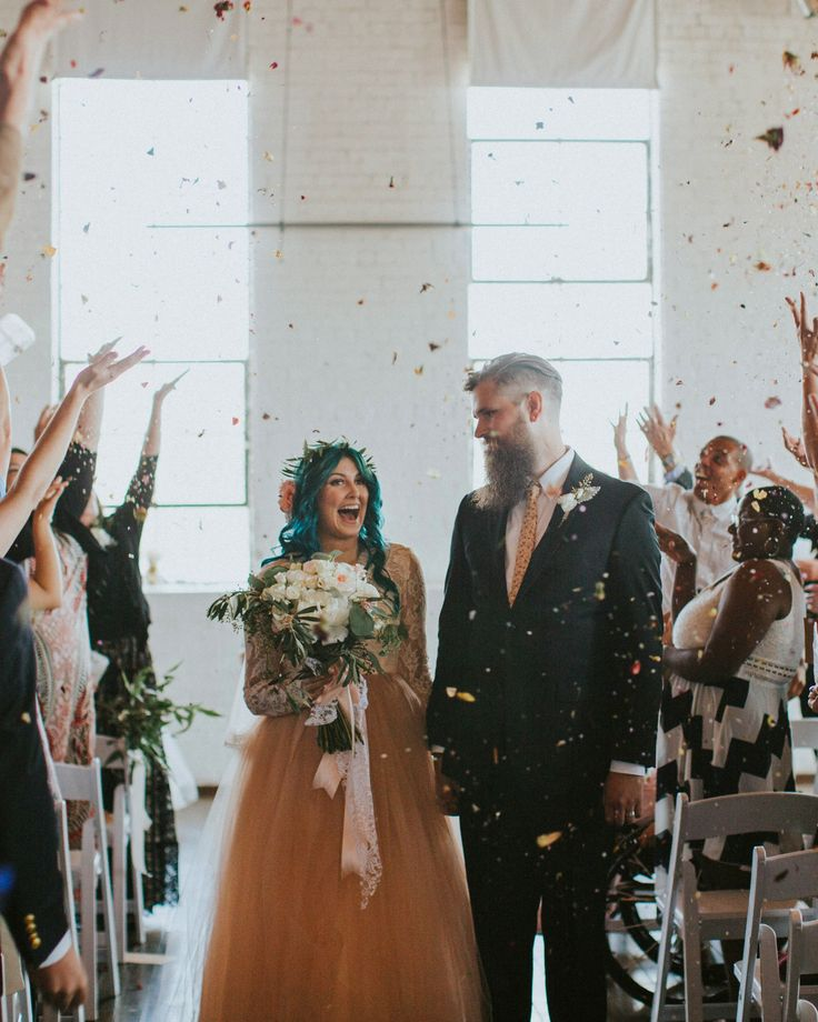 This Bride Overcame Paralyzation To Walk Down Her Wedding