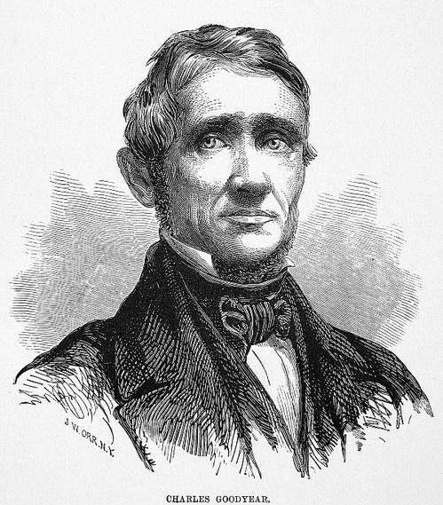 チャールズ・グッドイヤー