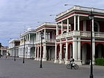 View of Granada Town Square, Nicaragua. Come visit! http://www.liveandinvestoverseas.com/hot-opportunities/nicaragua.html