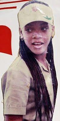 CELEBRITY YEARBOOK - Rihanna