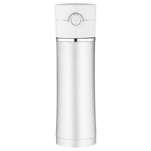 Thermos Water Bottle Stainless Steel 16 oz - Stainless Steel : Target