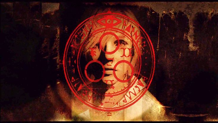 """""""Silent Hill 3.""""  Heather Mason.  I wanted a clear shot of the save screen art for as long as I can remember."""