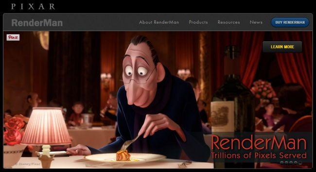 Pixar ofrecerá gratis el motor de renderizado RenderMan, el que utiliza para sus películas animadas, para que cualquiera lo pueda usar sin fines comerciales.