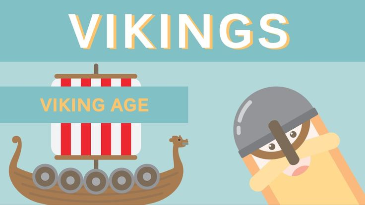 VIKINGS - VIKING AGE