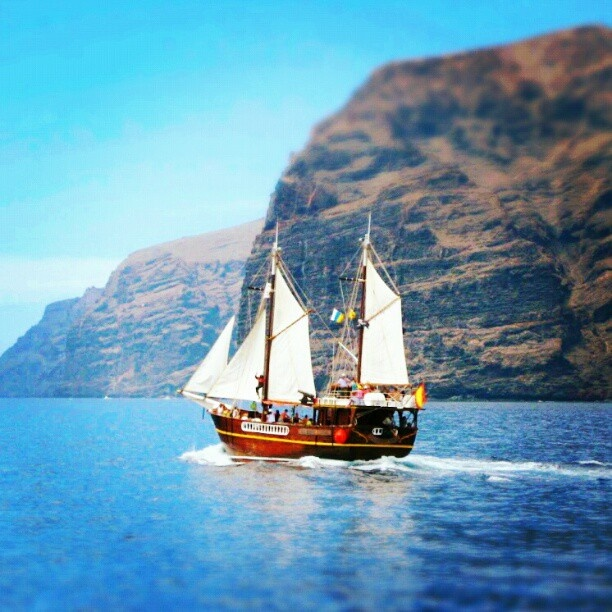 Los Gigantes, Tenerife, Canary Islands - @jimardee- #webstagram