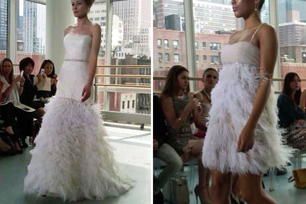 Gown Face-off: Which Rivini style would you wear?: Popular Mermaid, Layered Styles, Gown Face Off, Loving Gowns, Rivini Style