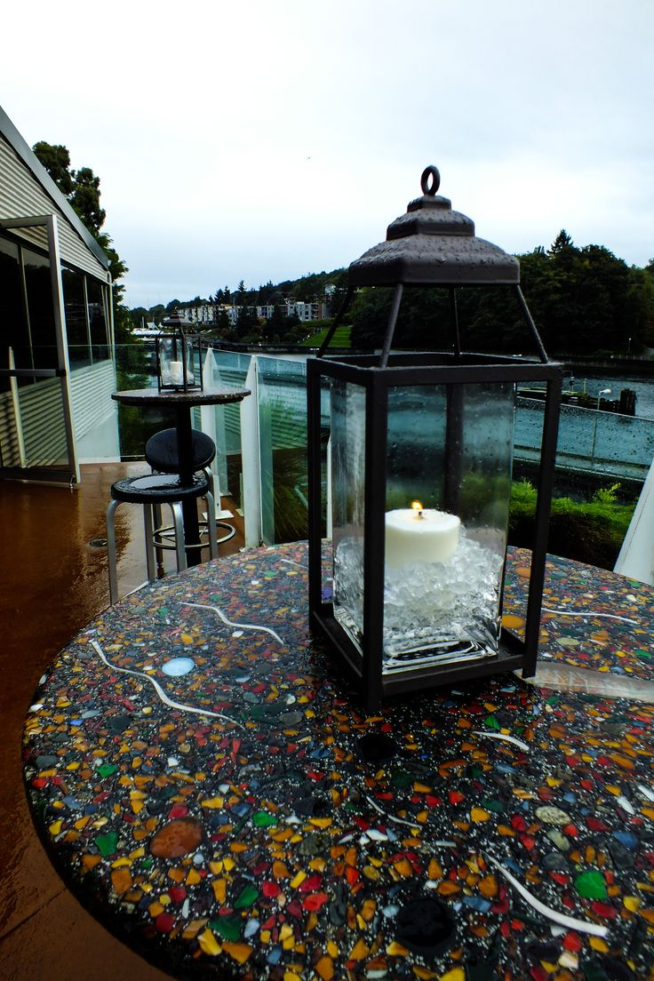 Even On A Rainy Day In Seattle, The Patio Is A Gorgeous Place To Sip A  Cocktail Over Candlelight | The Canal Social And Corporate Events |  Pinterest ...
