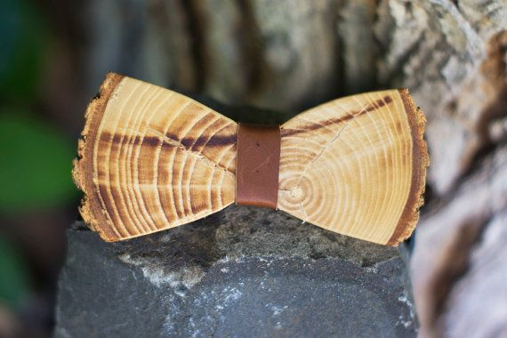 Log Bow Tie for Kids KKO Signature Selection by KnotKnotOutfitters