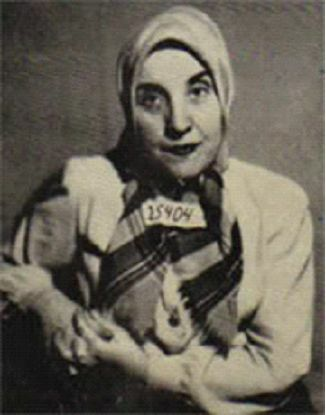 Gisella Perl,a successful Jewish gynaecologist in Romania in the 1930s and 40s.She was taken to Auschwitz in 1944,where she treated women with kindness and compassion.She was asked to report all pregnant women to Josef Mengele- better known as the Angel of Death.When she discovered what was done to them (medical experimentation and torture,ending with often being thrown alive into the crematoriums) she began offering abortions to pregnant women to spare their lives.