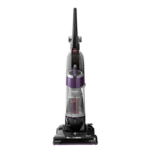 Fast and easy cleaning in a lightweight vacuum with powerful suction and innovative brush design that cleans more . Innovative brush design rotates down into carpet to clean more on the initial pass. Cyclonic System for long-lasting, powerful suction.