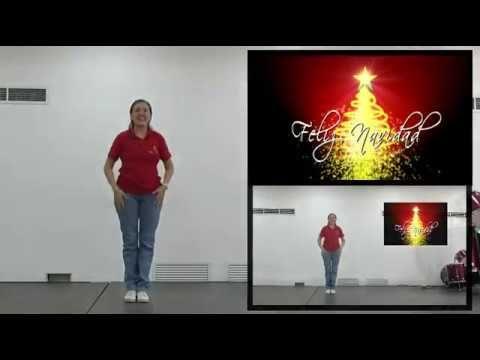 coreografia - es navidad - tercer cielo - YouTube