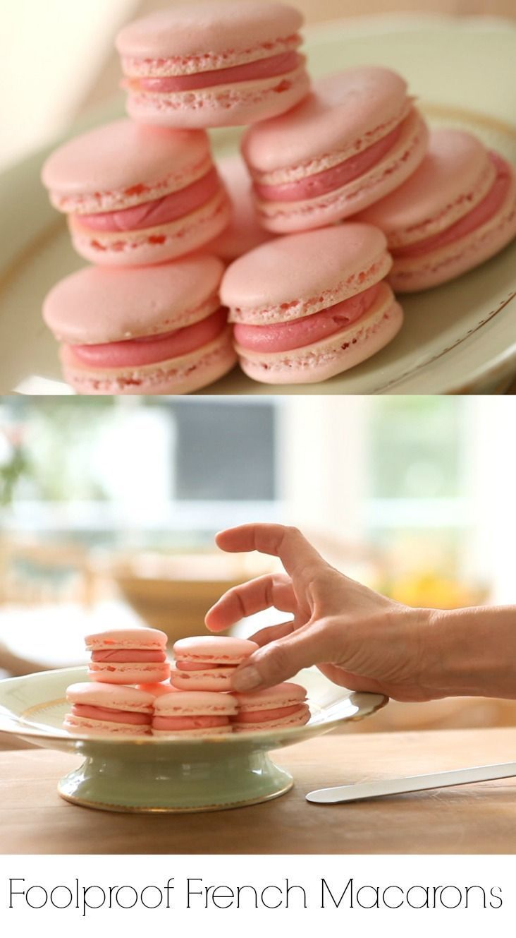 Beths Foolproof French Macaron Recipe. Includes Video Tutorial!