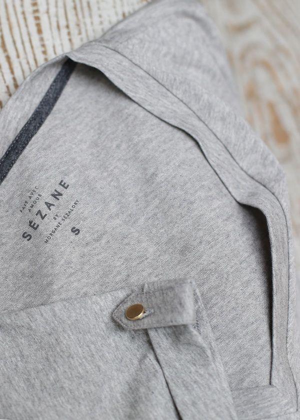 Sézane - Essentiels - T-shirt Romy