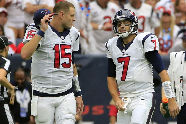 Colts vs. Texans 2015 picks and predictions: Experts split due to quarterback questions -  By Dave Hogg  @Stareagle on Oct 8, 2015, 9:00a