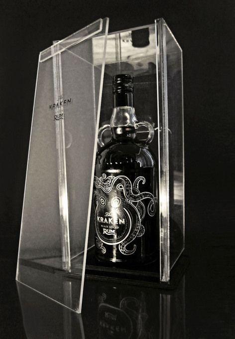 The Kraken Rum Redesign by Cedrik Ferrer