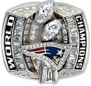 Championship Rings - Jostens - Super Bowl Rings, Sports Rings