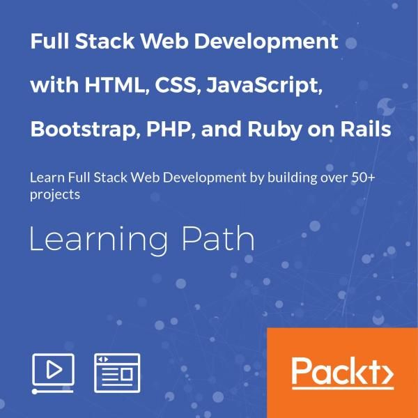 LEARNING PATH: Full Stack Web Development with HTML, CSS