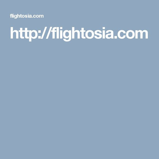 Flightosia is to nurture the thought of helping the travelers by providing air tickets of cheap flights. The Flightosia is pioneer in offering services of online air tickets for domestic as well as international flights to their customers.