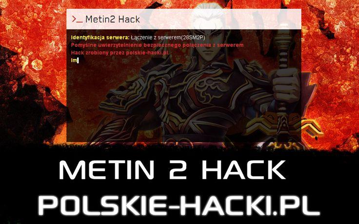 Hack do Metin2! Zapraszamy serdecznie do używania naszej aplikacji.