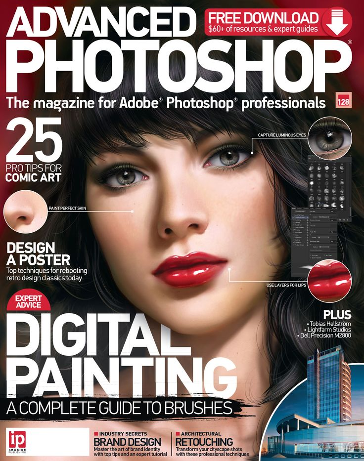 Advanced photoshop issue 105 pdf printer