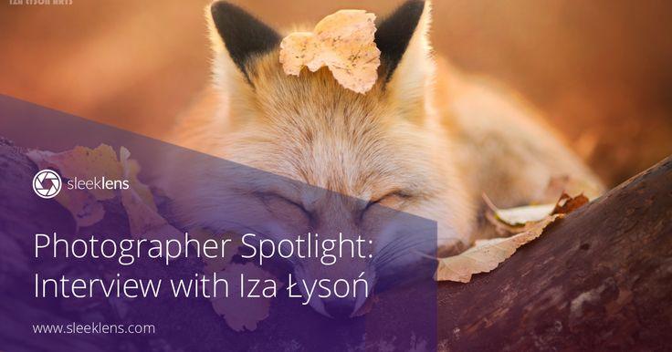 Photographer Spotlight: Interview with Iza Lyson