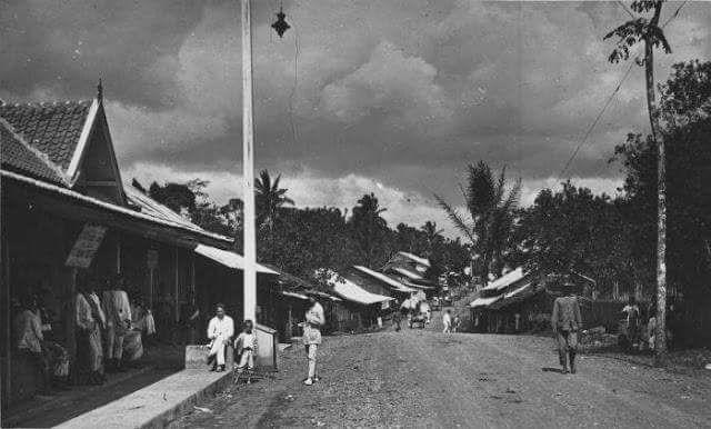 Simpang 3 Telaga Biru