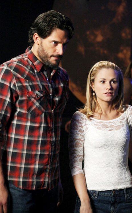 True Blood: Alcide & Sookie