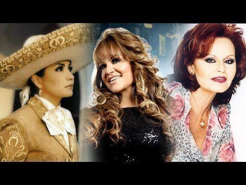 Ana Gabriel,Rocio Durcal y Jenni Rivera EXITOS Sus Mejores Rancheras (35 Exitos Inolvidables) - YouTube