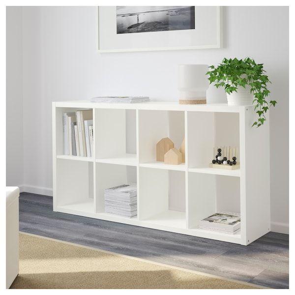 Flysta Shelf Unit White 27 1 8x52 Ikea Shelving Unit Living