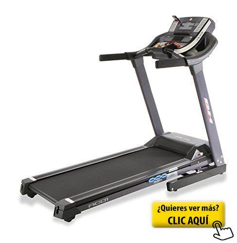 Bh Fitness  - Cinta de correr i.rc01 dual + dual... #cintas