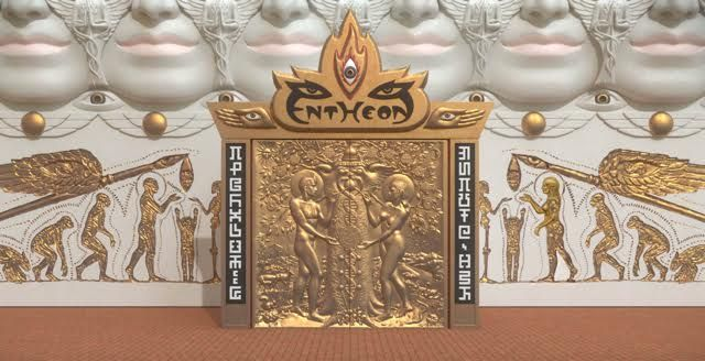 Entheon - Chapel of Sacred Mirrors