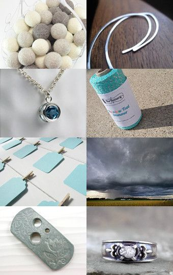9. April Showers by Kat Boyle on Etsy--Pinned with TreasuryPin.com
