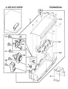 samsung dryer parts. parts for samsung / dryer