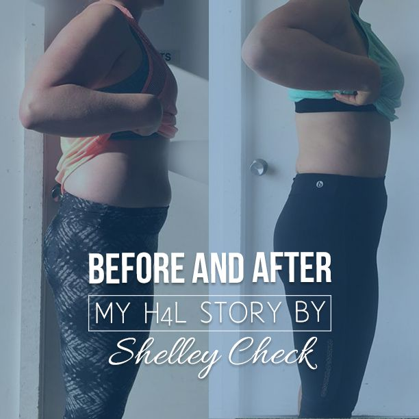 My H4L Story by Shelley Check - http://healthy4life.net.au/?page_id=941