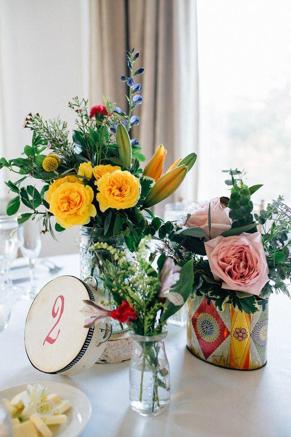 245 best wedding table decoration images on pinterest wedding romantic wedding in the berkshires centerpiece ideaswedding junglespirit Images